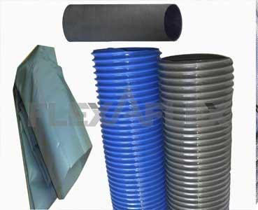 pvc duct hose with rigid pvc reinforcement pipe agencies. Black Bedroom Furniture Sets. Home Design Ideas